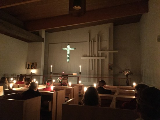 Jul i kapellet