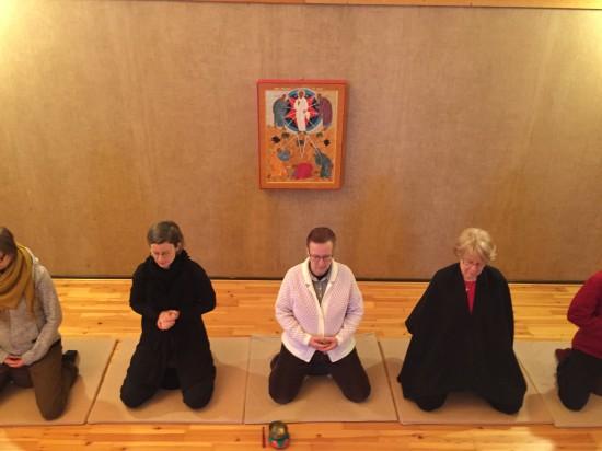 Meditatiosnhallen
