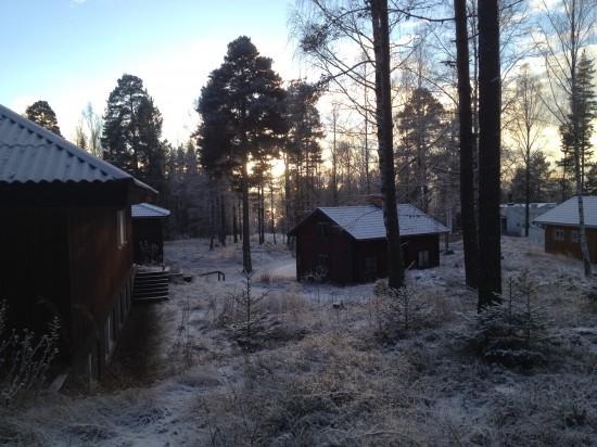 Meditationsg vinterdag