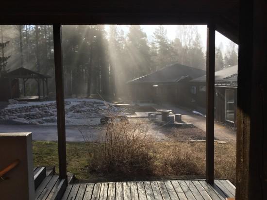 Meditationsgården