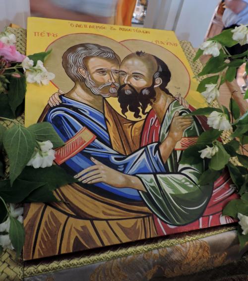Petros och Paulus